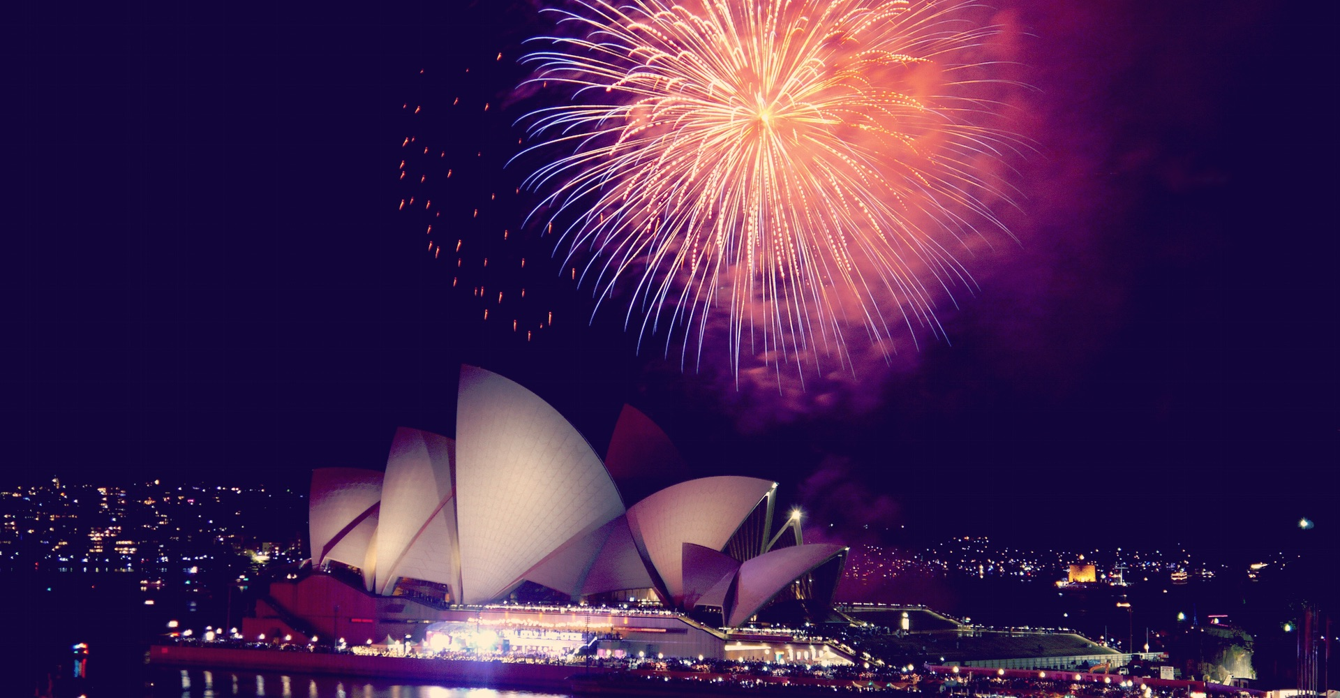 New Years in Sydney