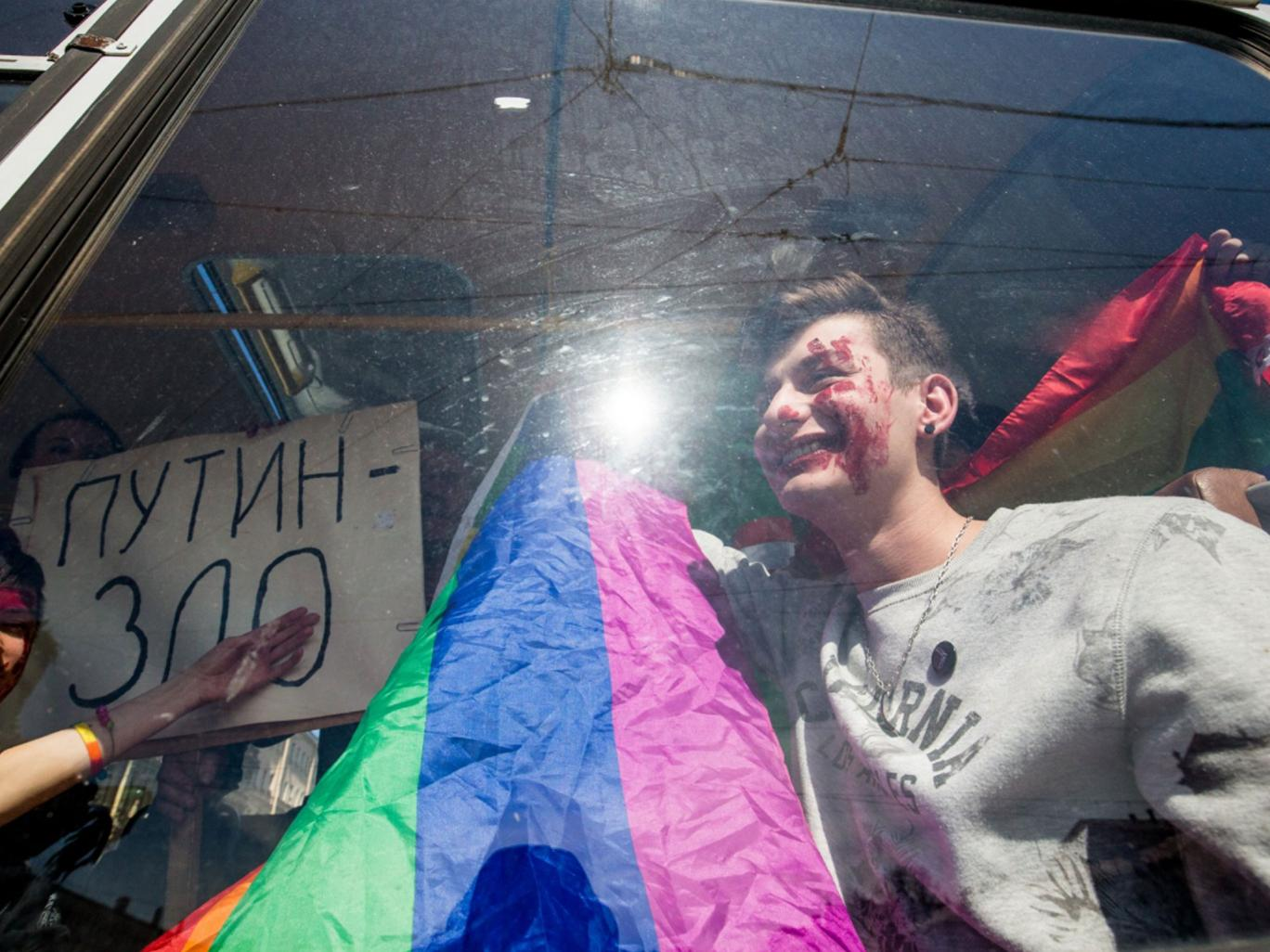 lgbt rights in russia us and Such legislation would further escalate the rabid homophobia and transphobia in russia, putting lgbt lgbt people in the united states human rights watch.