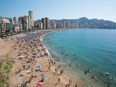 What's new in... Benidorm